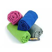 Полотенце туристическое DryLite Towel 50x100 cm (M ) Sea To Summit