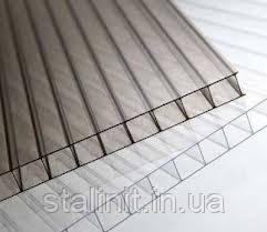 Сотовый поликарбонат Titanplast d=10 mm