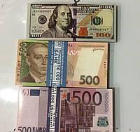 Блокнот в виде сувенирных денег, в ассортименте