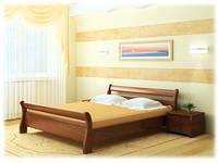 Кровать из бука «Диана»