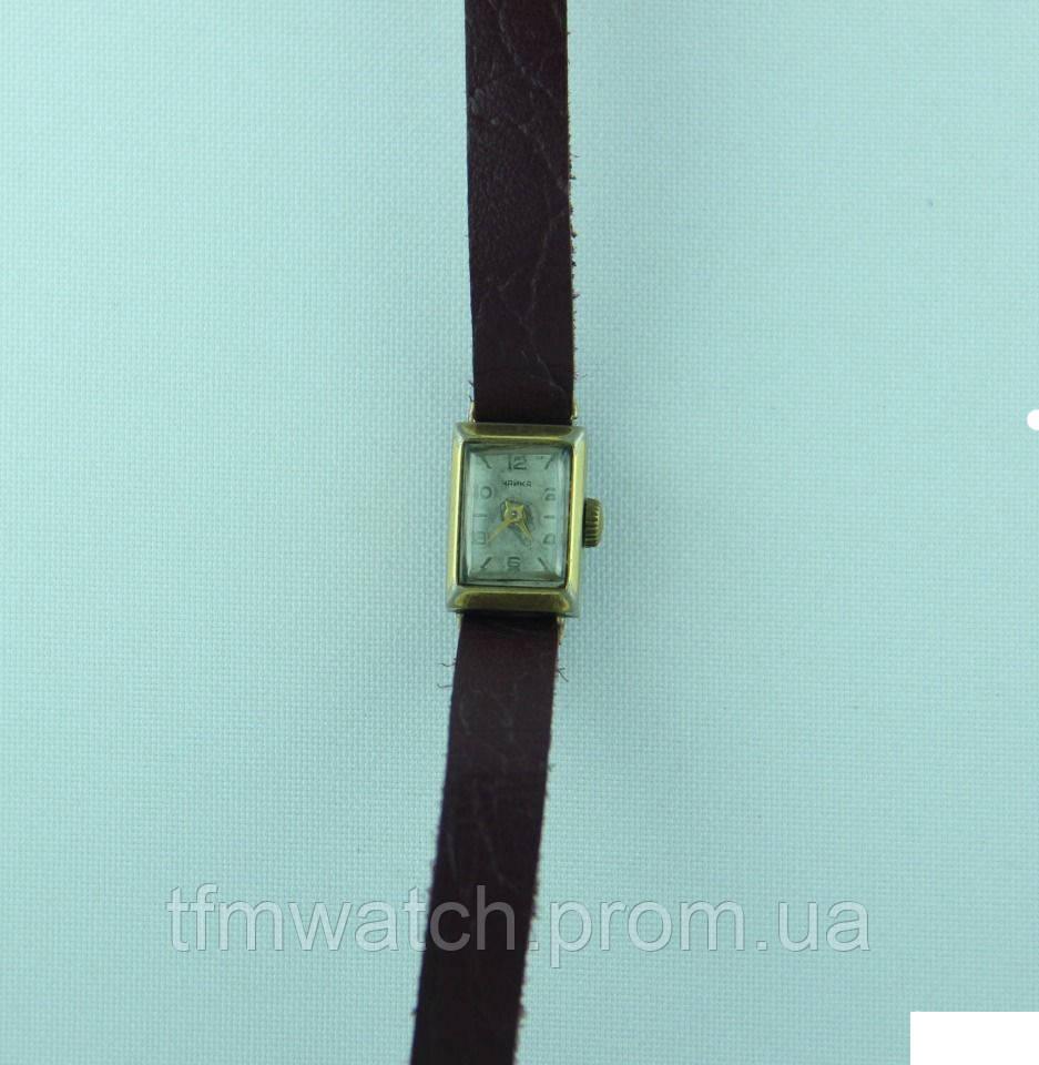 Айка маленькие женские механические часы СССР