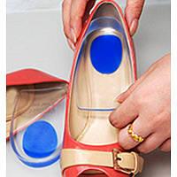 Гелевые вкладки (стельки) в обувь для мягкой и комфортной ходьбы