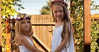 Детские головные уборы сезона весна-осень