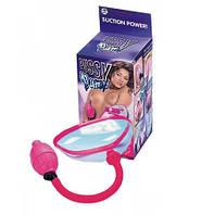 Помпа для вагины Pussy Pump the Hygienic App pink (1610012028)