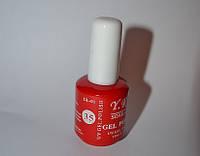 Гель-лак для ногтей YRE - цветное покрытие № 35, Коллекция 2013 15 мл  52-23 /