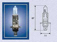 Лампа фары головного света H1