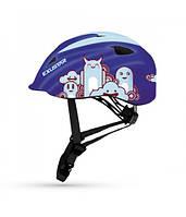 Шлем детский EXUSTAR BHM503K размер 52-57см BLUE
