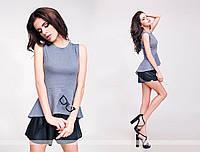 Костюм женский летний с шортами P2350