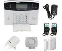 Комплект охранной сигнализации GSM 30A (007M2B) PoliceCam