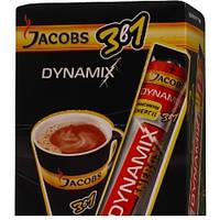"""Кофейный напиток Jacobs 3в1 """"Dynamix"""" 24 шт."""