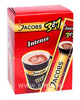 """Кофейный напиток Jacobs 3в1 """"Intense"""" 24 шт."""