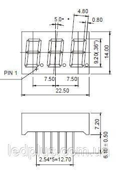 Индикатор GNT-3631AD-21