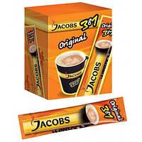 """Кофейный напиток Jacobs 3в1 """"Original"""" 24 шт."""