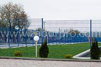 Забор для логистических центров