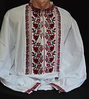 Мужская вышиванка ручной работы в Украине. Сравнить цены 3ec15a1b603fd