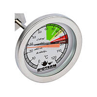 Кухонный термометр для контроля температуры воды  0°C +120°C, BIOWIN