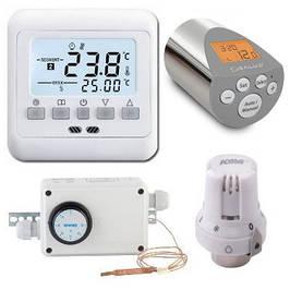 Терморегуляторы отопления комнатные