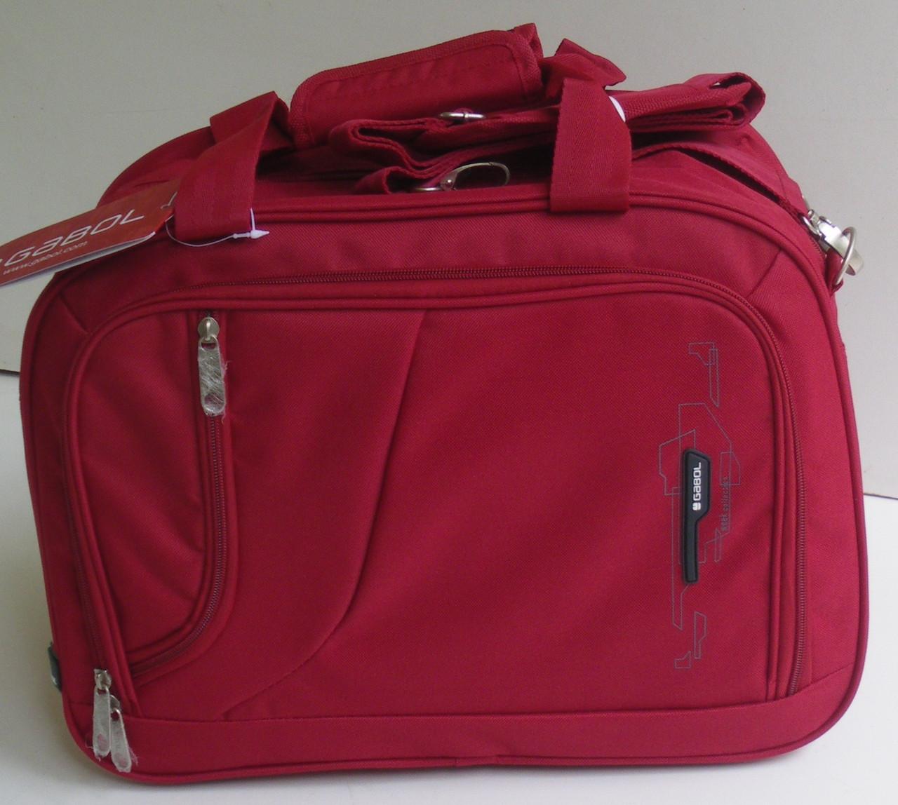 0d72feff60a0 Купить сумку для ручной клади Gabol Week красную: продажа, цена в ...