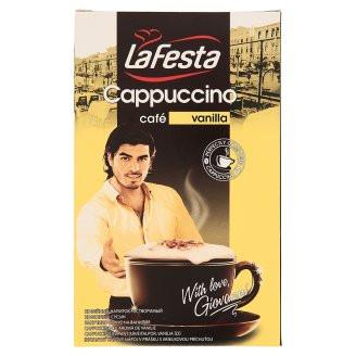 Капучино с ванилью La Festa Vanilla 10 шт.