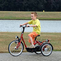 Трехколесный велосипед для детей с ДЦП HUKA Special Bike