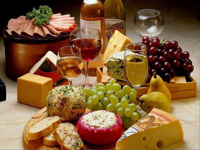 Итальянские продукты питания