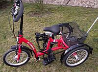 Б/У Трехколесный велосипед для детей с ДЦП Schuchmann Special Bike