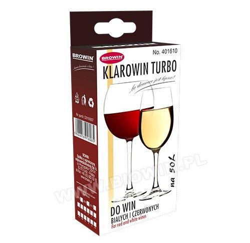 Профессиональный набор для осветления - Klarowin Turbo, BIOWIN