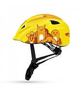 Шлем детский EXUSTAR BHM503K размер 52-57см YELLOW
