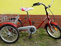 Трехколесный велосипед для детей с ДЦП TOLEK Children Special Bike