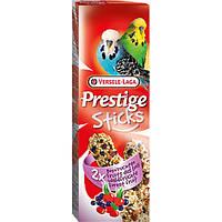 Versele-Laga Prestige Sticks ЛЕСНЫЕ ФРУКТЫ ВОЛНУШКА зерновая смесь лакомство попугайчиков