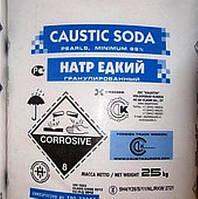 Каустик (натрий едкий) 1 кг. Очистка полов, канализации,электролиты и другое. тт.