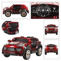 Одноместный электромобиль Porshe Cayenne Turbo OPT-MT-M 2735 EBRS (Автопокраска)