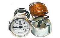 Pak 60/120/1m  — Термометр капиллярный d=60мм, 120˚С, длина трубки 1000мм, класс точности KL 2,0