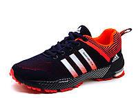 Кроссовки Adidas Marathon TR 26, темно-синие., унисекс, фото 1