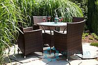 Кресло Amanda Modern, мебель из искусственного ротанга, комплект садовой мебели, кресло из ротанга