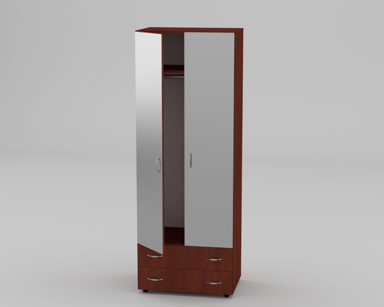 Шкаф платяной с распашными фасадами  - 5