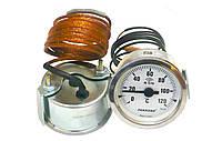 Pak 60/120/2m — Термометр капиллярный d=60мм, 120˚С, длина трубки 2000мм, класс точности KL 2,0