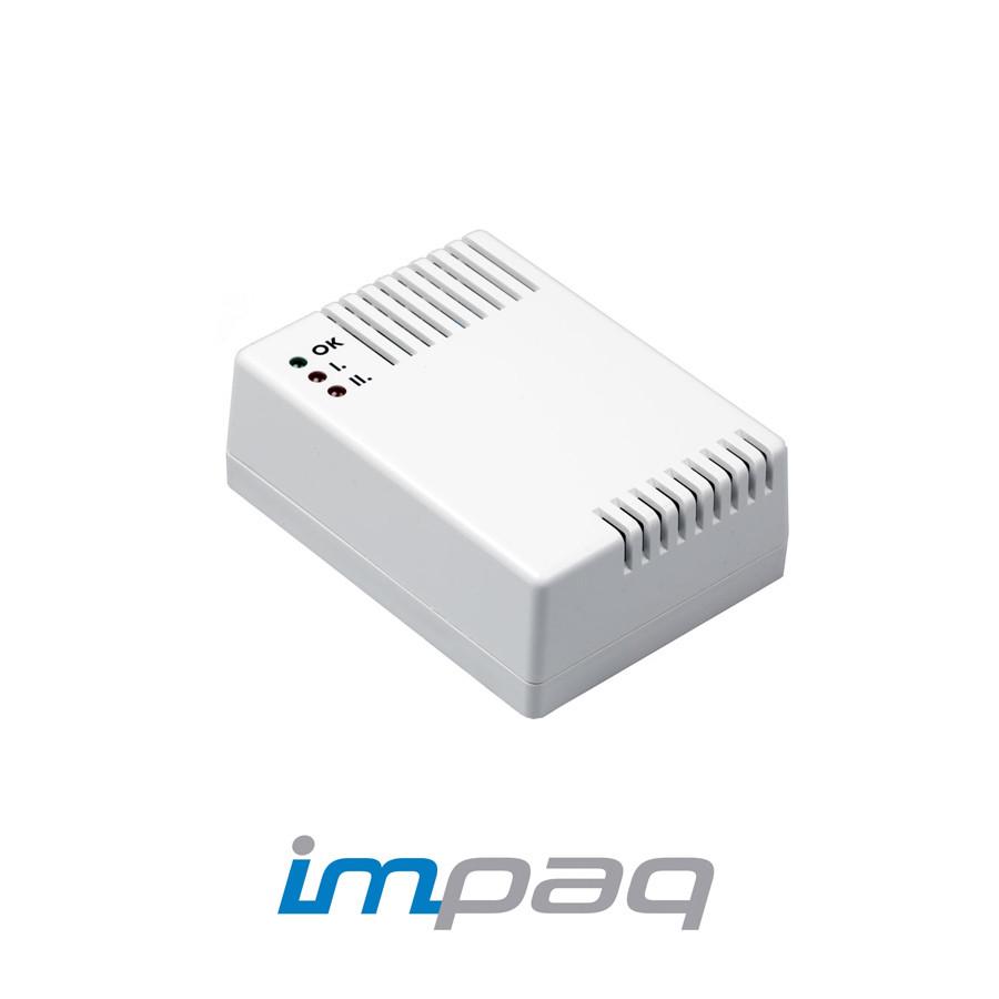 Датчик газа iQ-GAS.Работает с центральным блоком iMPAQ-700/iMPAQ-520