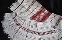 Тканый рушник с салфетками ручная работа