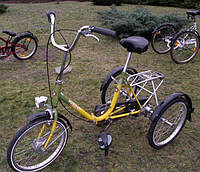 Б/У Трехколесный велосипед для детей с ДЦП Haverich Special Bike for children 7 years