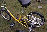Трехколесный велосипед для детей с ДЦП Haverich Special Bike for children 7 years, фото 2