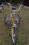 Трехколесный велосипед для детей с ДЦП Haverich Special Bike for children 7 years, фото 3