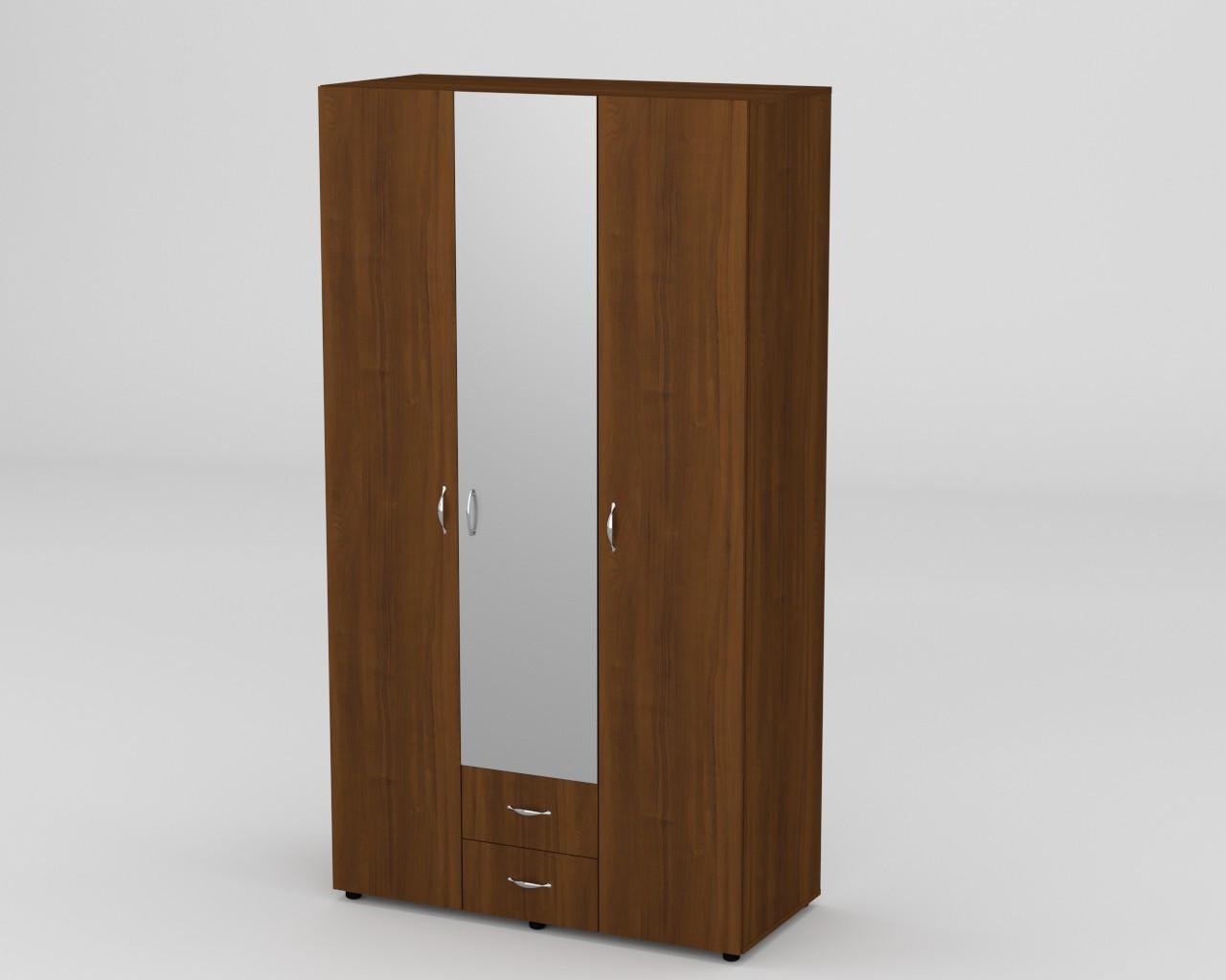 Шкаф распашной с зеркалом - 6