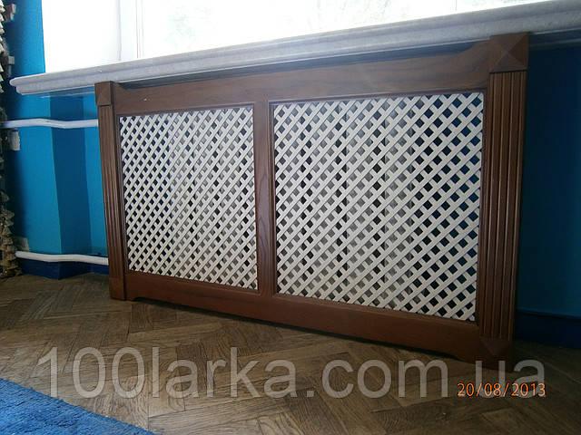 Экраны деревяные декоративные на батареи отопления