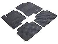 Резиновые коврики для Hyundai Sonata V (NF) 2004-2010 (STINGRAY)