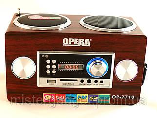 Портативна Колонка OPERA 7710 Опера