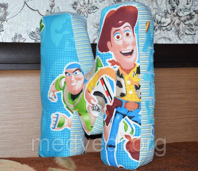 Подушка-буква для ребенка