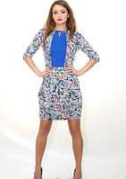 Повседневное недорого платье Любава  размеры   44, 46, 48, 50