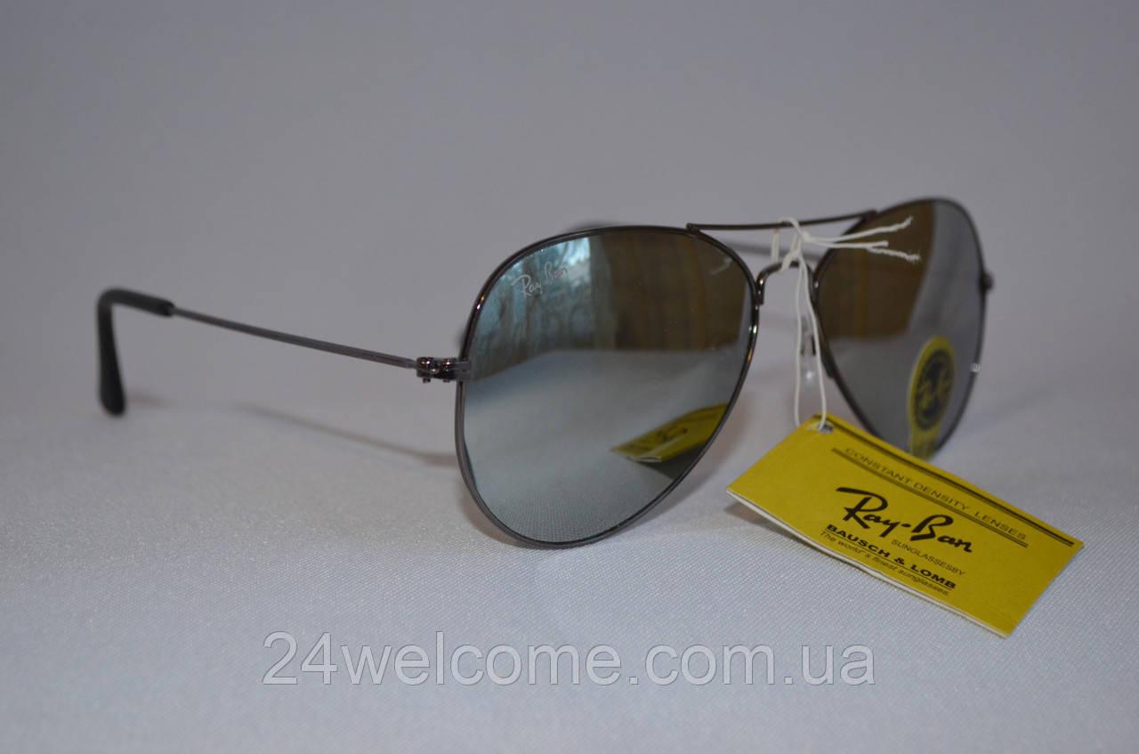 Очки ray ban aviator унисекс