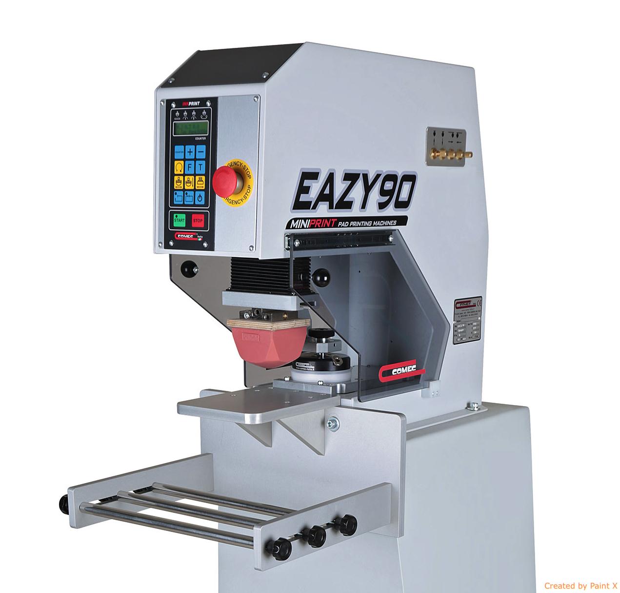Машина тампонной печати COMEC EAZY90-1C